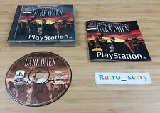 Sony Playstation PS1 Warhammer Dark Omen PAL