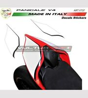 """Adesivi per codino design esclusivo Moto Ducati Panigale V4 / V4R """"V737"""