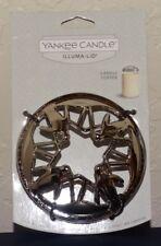 Yankee Candle Penguins Illuma-Lid Jar Candle Topper NEW