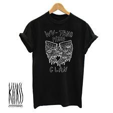 KLLASS,Wu-Tang Pizzaclan,420,T-shirt,Men's,stoner,Party,club,Hipster,woman's
