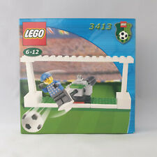 Lego Sports Soccer - 3413 Goal Keeper NEW SEALED