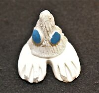 Vintage Nurds Novelty 70's Toy Rare White Nerd w/ Blue Eyes 1976 Pet Rock New