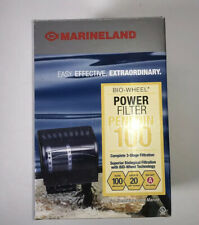 Marineland Penguin Power Filter NIB, Up to 20-Gallon, 100 Gallons Per Hour