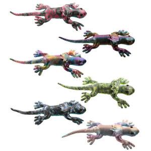 Lizard Design Large Sand Animal Cute Kids Toy Party Bag Filler Gift 45cm