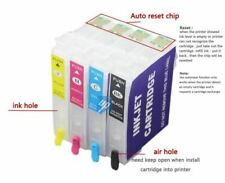 FOR Europe 603XL Refillable Ink Cartridges Set Of 4, Save Money