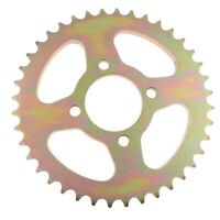 """60 Tooth Steel Sprocket 35 Chain 2.125/"""" Bore Dual 4 Hole Pattern 2169-60"""