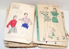 New ListingLot 20 Vintage Women's Sewing Patterns Vogue Simplicity Hollywood McCalls +