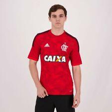 Adidas Flamengo Third Jersey - CRF - RIO DE JANEIRO - CARIOCA - RED - XL - NWT