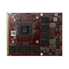 Dell Precision M6800 AMD ATI FirePro M6100 Video Graphics Card P/N K5WCN 0MG0X9