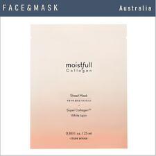 ETUDE HOUSE Moistfull Collagen Sheet Mask 3 Sheets (25ml each)