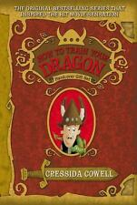How to Train Your Dragon Set by Cressida Cowell (2010, Hardcover,Chapters 1-6 )