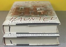 A Bishop/SCU Novel: Haunted 3 by Kay Hooper (Hardcover) NEW