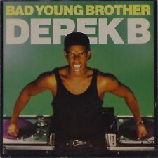 """DEREK B 'BAD YOUNG BROTHER' UK PICTURE SLEEVE 7"""" SINGLE"""