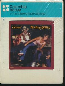8 Track Tape - Mickey Gilley - Encore - Epic JEA 36851 - NEW SEALED NOS