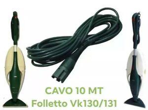 CAVO FILO FOLLETTO ALIMENTAZIONE FOLLETTO VK 130 VK 131 10mt  Compatibile