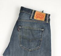 Levi's Strauss & Co Hommes 501 Jeans Jambe Droite Taille W38 L32 BCZ981