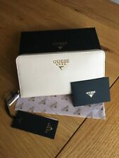 stunning genuine guess luxe purse bnib genuine leather