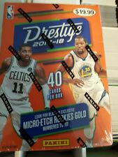 2017-18 PANINI PRESTIGE BASKETBALL SEALED BLASTER BOX 40 CARDS PER BOX RARE