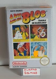 NES A Boy and his Blob  OVP+Anleitung   C3969
