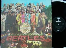 "THE BEATLES ~ ""Sgt. Peppers Lonely Hearts"" (Parlophone) UK - 1967 - LATER PRESS!"