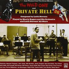JAZZ THEMES FROM TWO GREAT MOVIES BY LEITH STEVENS THE WILD ONE PRIVATE HELL 36