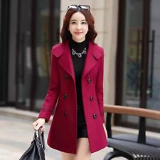 competitive price e870e 88793 Trenchcoat Damen Rot günstig kaufen | eBay