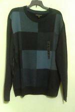 NEW Tricots St. Raphael Long Sleeve Sweater Navy Super Soft SZ XL MSRP $65