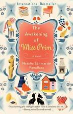 The Awakening of Miss Prim by Natalia Sanmartín Fenollera (2014, Paperback)