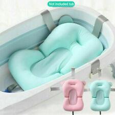 Baby Badewannen Pad Duschunterlage Sicherheitsdusche Antirutsch Kissen Netzmatte