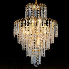 K9 Crystal Chandelier Ceiling Light Pendant Lighting Fixture Lamp Home Decor