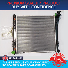 RADIATOR TO FIT HYUNDAI i40 2011 ONWARDS 1.7 CRDi DIESEL FOR AUTOMATIC VEHICLES