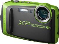 FUJIFILM Digital Camera XP120 Lime FX-XP120LM EMS w/ Tracking NEW
