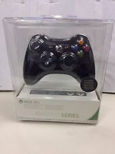 Xbox 360 Limited Edition Chrome Series Wireless Controller  Black