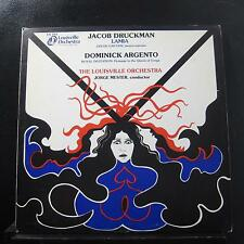 Louisville Orchestra / Jacob Druckman - Lamia / Royal Invitation LP VG+ LS 764