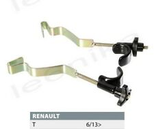 2x Additional Truck Door Locks Security Safety Anti-Theft for RENAULT T 6/2013 >