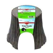 Kaytee Natural Tree Trunk Hideout, Large New Fast Free Shipping