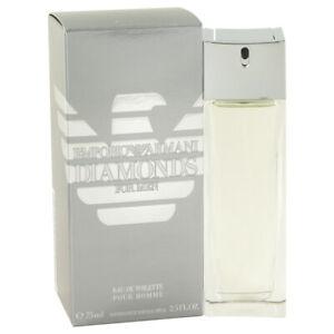 Emporio Armani Diamonds By Giorgio Armani 2.5oz/75ml Eau De Toilette Spray