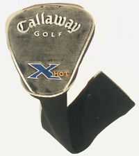 *Callaway X-Hot Oversized Fairway Wood Headcover, Good Condition, Free Ship