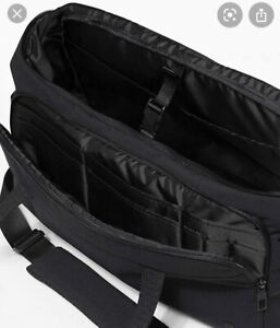 Lululemon Men's Early Embark Duffel Bag Travel Gym Work BLK Black