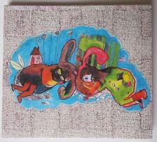 ELIKA Snuggle Bunnies  CD album  Digipak AE 013  2010 Sealed Electronic Dreampop