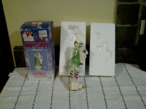 2006 Roman Lights Bumble The Abominable Snow Monster Lava Night Light