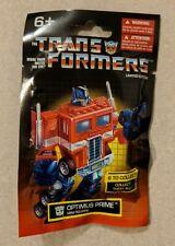 Hasbro Prexio Transformers G1 Optimus Prime, Mini Figurine 2? Dollar Tree; MISB