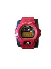 Men's Red Casio G-Shock Model DW-6900CB *With Original Box*