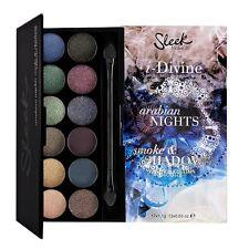 Sleek Makeup I Divine Eyeshadow Palette Tavolozza Arabian Night Trousse Ombretti