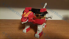 "Power Rangers Lost Galaxy DX ""Red Lion Galactabeast Zord"" #2"
