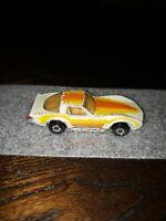 Kenner Fast 111's Chevrolet Corvette 1980 Cream