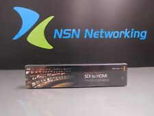 NEW BlackMagic Design OpenGear Converter SDI to HDMI CONVOPENGBSH