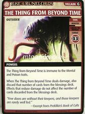 Pathfinder Adventure Card Game - 1x The Thing From Beyond Time - Spires of Xin