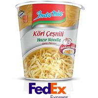 Indomie Instant Noodle,100% HALAL, Fried Curry Flavour- 12 packs 360g /Fast Ship