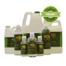 Liquid Gold Premium Glycerin Oil Pure & Organic for Skin Hair and Health 5 oz